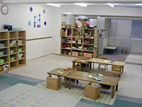 「乳幼児親子第二教室」の中