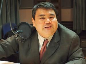 上智大教授・前嶋和弘さん