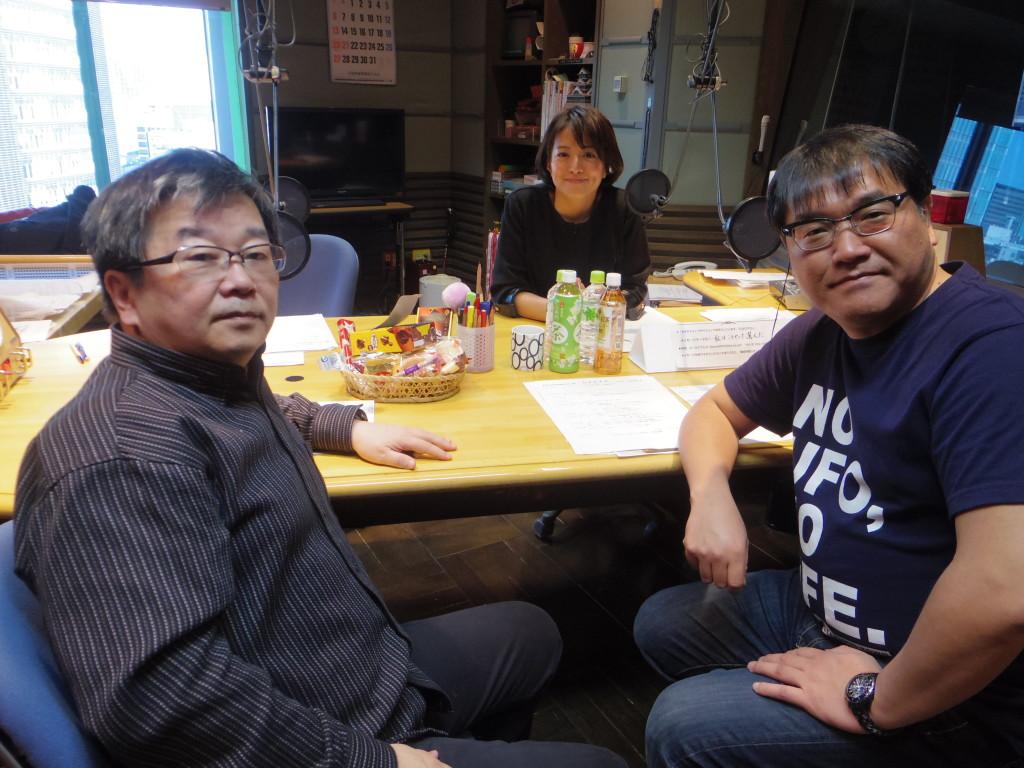 160321たまむすび(小田嶋さん)