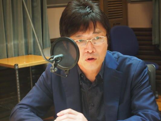 橋本淳司さん