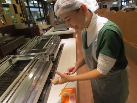 笹かま作り 体験