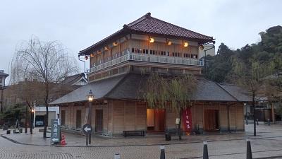 水音スケッチ 加賀温泉郷
