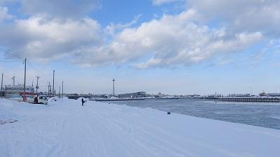 水音スケッチ 流氷の町 紋別
