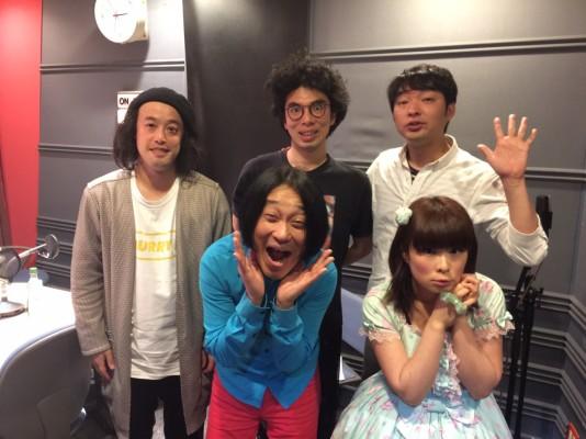 放送中                                                            TBSラジオ FM90.5 + AM954                                                                                     放送中ゲストの永野さんとロリィタ族。さんでした〜!                 この記事の                 番組情報             JUNKサタデー エレ片のコント太郎