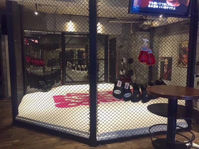 ボクシング1