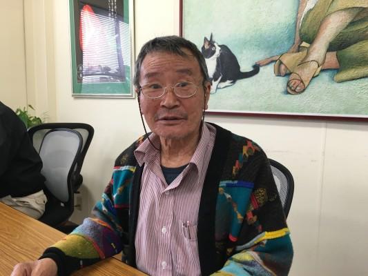 イチゴ育種家・赤木博さん