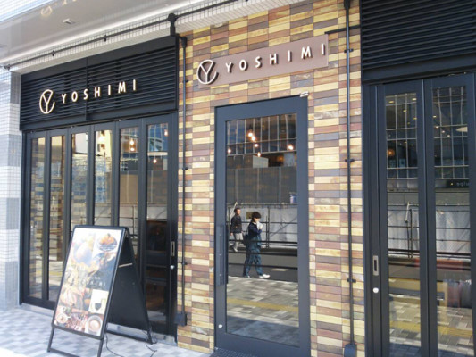 「DINING CAFE YOSHIMI」調布店