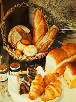 ご主人に送って頂いた当時の「モンプチポンのパン」の写真