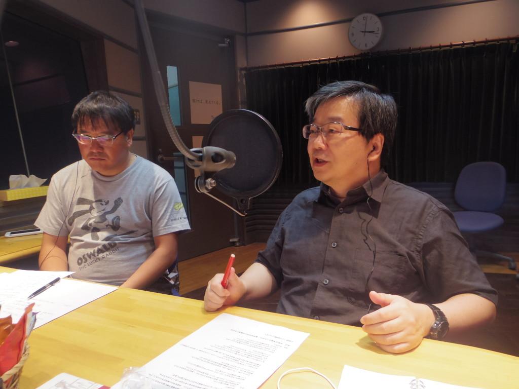 たまむすび20160516(竹山&小田嶋)