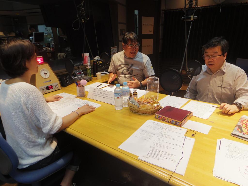 たまむすび20160502(赤江&竹山&小田嶋)