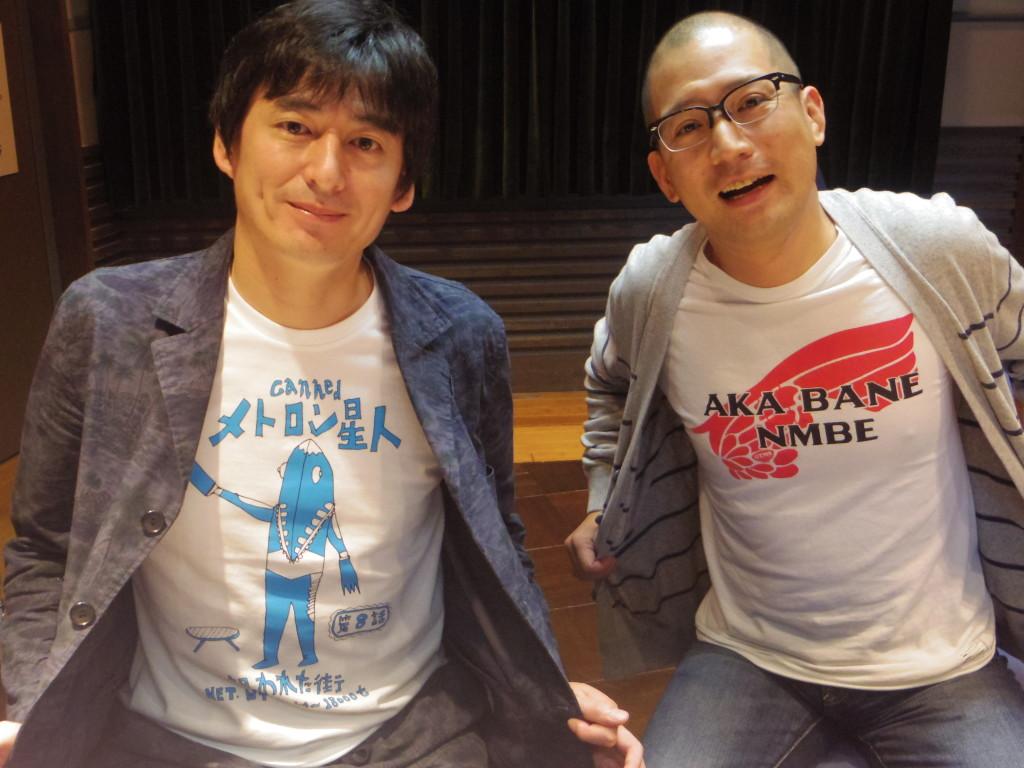 160525たまむすび(Tシャツ)