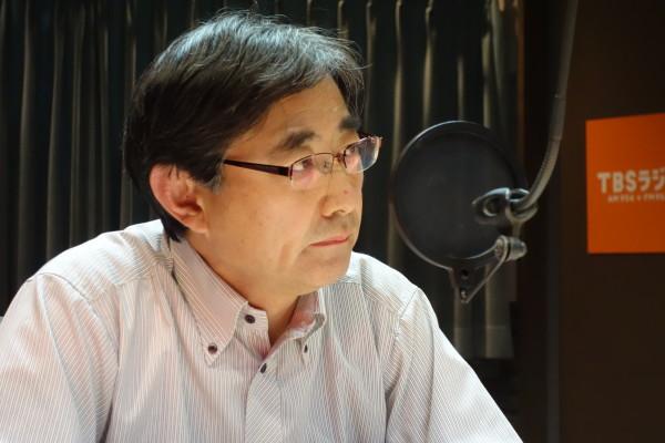 辰野文理さん