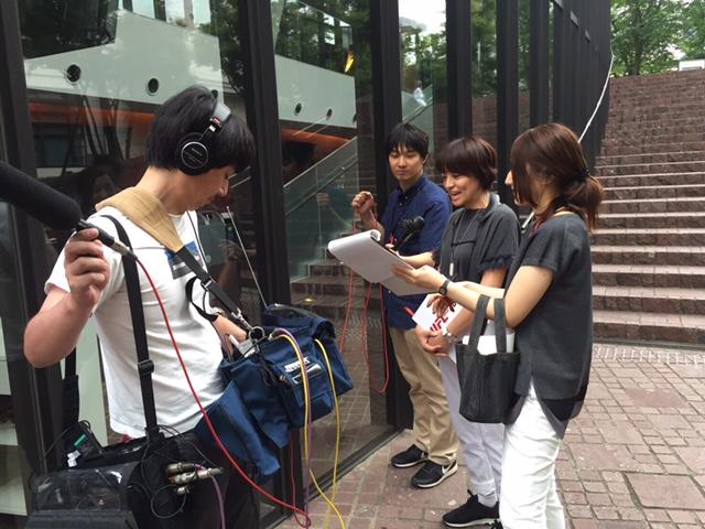 20160614たまむすび(赤江中継①)