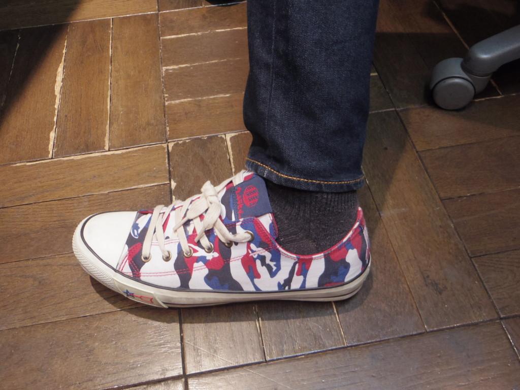 160622たまむすび(大吉靴)