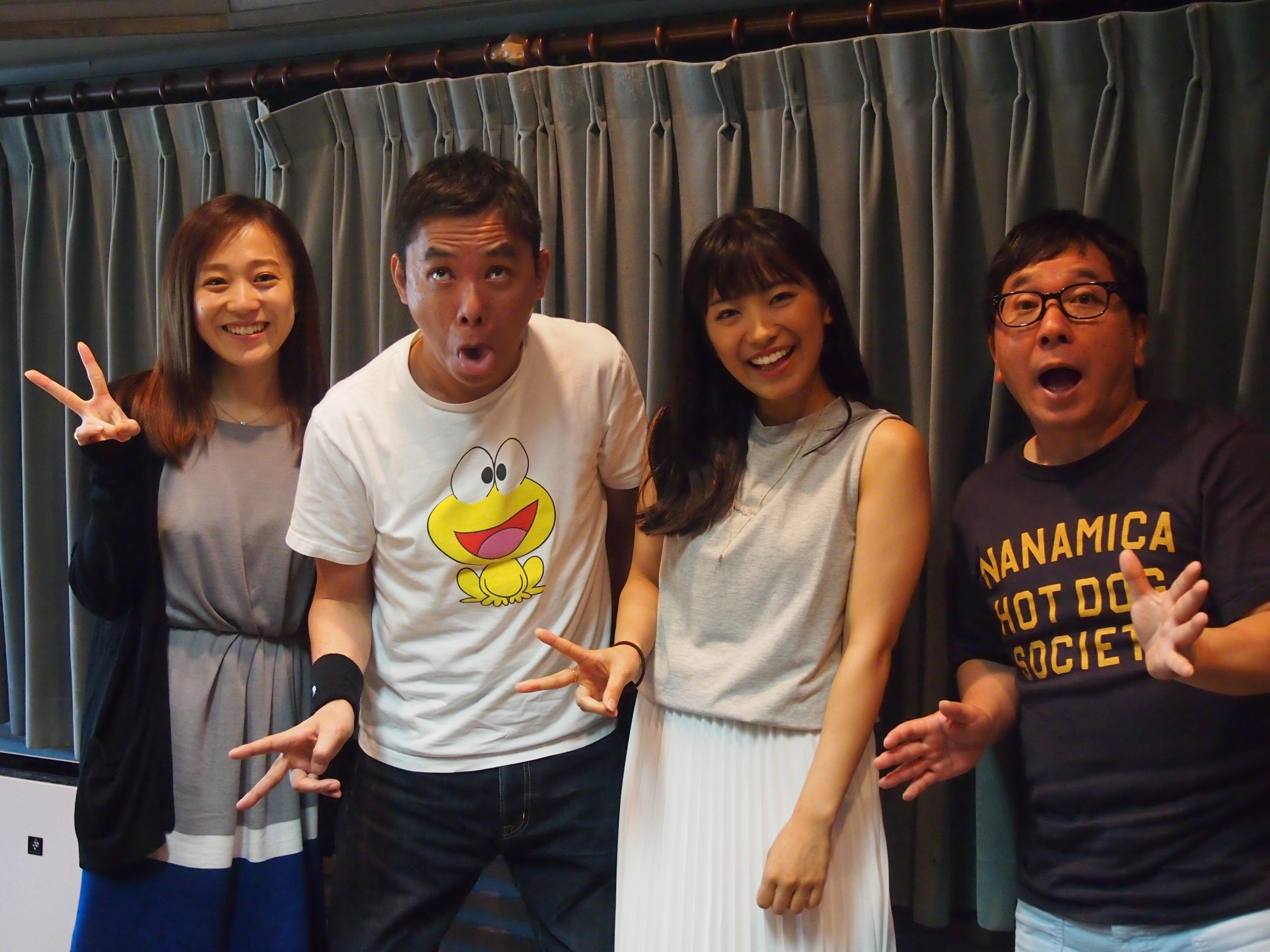 放送中                                                                                                                                                                                                                                    TBSラジオ FM90.5 + AM954                                                    放送中爆笑問題・太田が、miwaを完コピ!?TBSラジオ「爆笑問題の日曜サンデー」番組への投稿                この記事の                番組情報            爆笑問題の日曜サンデー