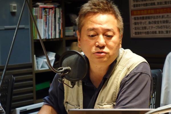 ジャーナリスト・神保哲生さん