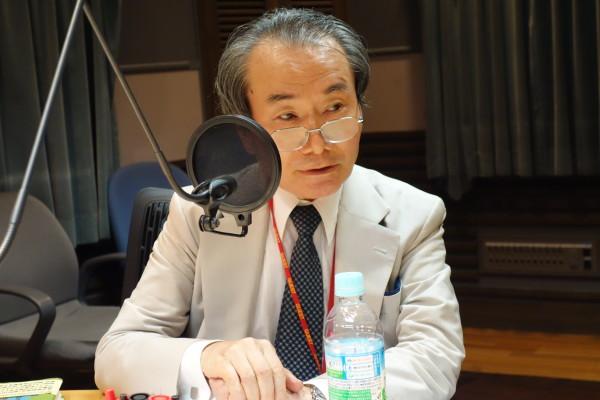 元東京新聞論説委員・塚田博康さん