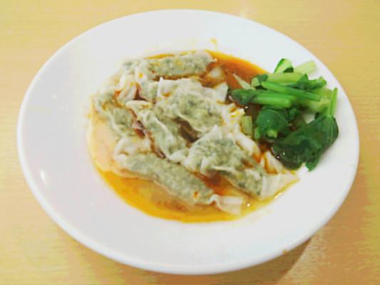 四川料理店「飛鳥」の系列店だったので 他にはない美味しい水餃子を出していたという大五郎