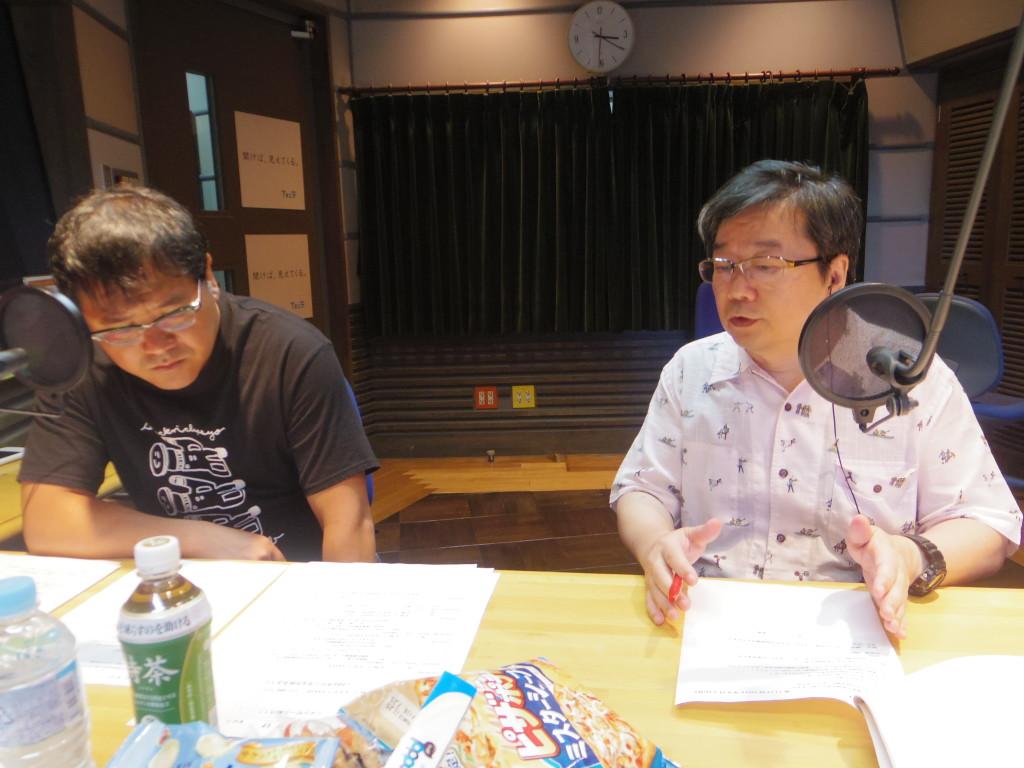 たまむすび20160801(竹山&小田嶋)