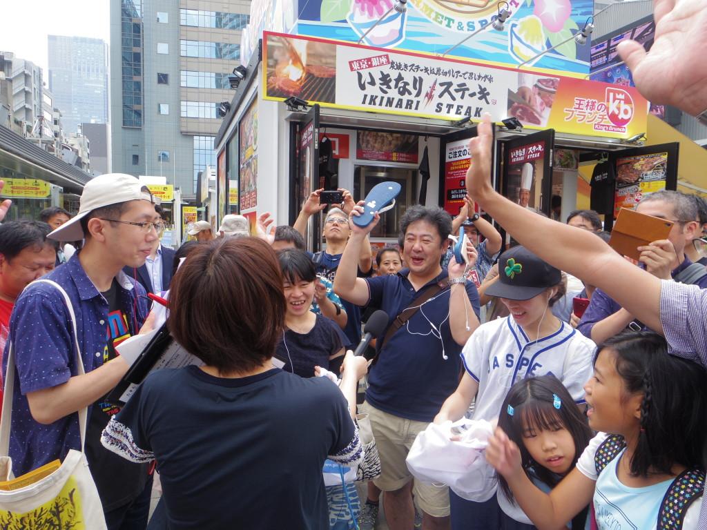 たまむすび20160815(赤江サカス4)