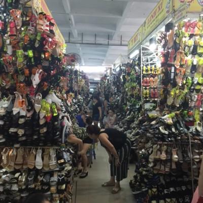 ハン市場靴