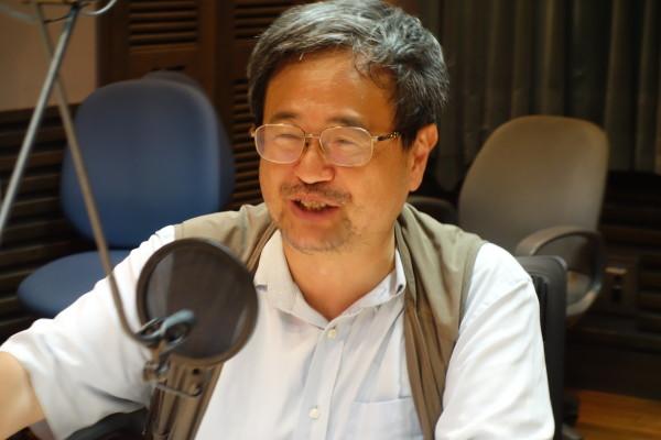 TBSラジオ崎山記者