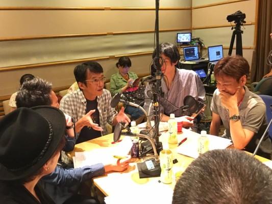 アダルトVRを語るITジャーナリスト三上洋さん(撮影:マックさん)