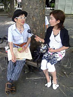 「冒険遊び場と子育て支援研究会」の矢郷さんにインタビュー