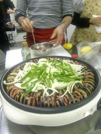 これがクルド料理の「ナスのケバブ」