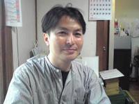 店長の直志浩仁さん