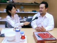 「東京都盲ろう者支援センター」の前田センター長にインタビュー