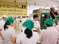 一流のパティシエの技が学べる「神戸スウィーツ・コンソーシアム」。 この日の講師は野澤孝彦さん