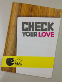 「CHECK YOUR LOVE」