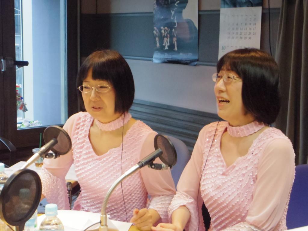 160918サンデー 阿佐ヶ谷姉妹