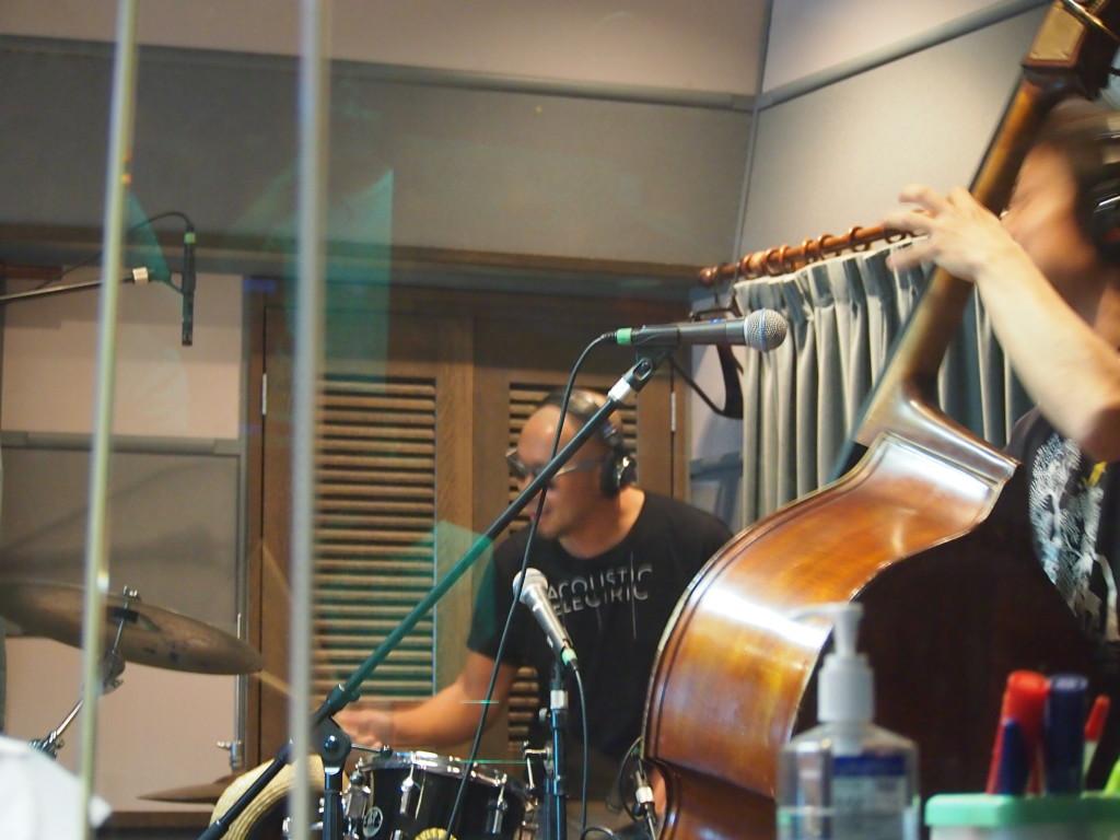 160904サンデー HZベース&ドラム