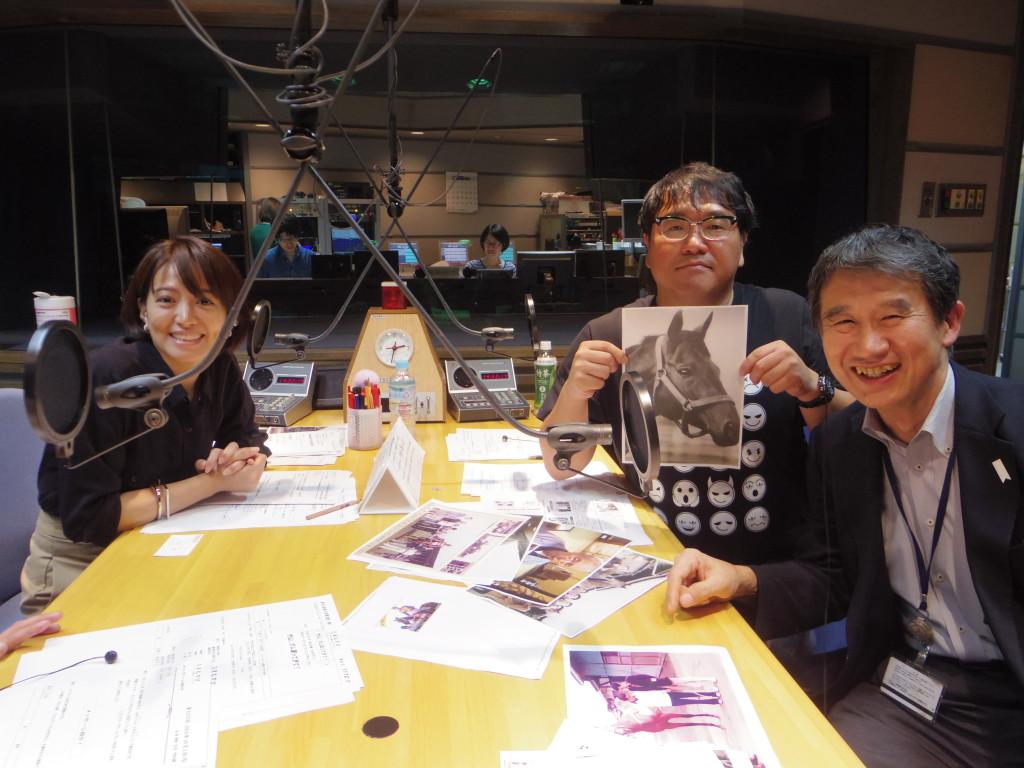 たまむすび20161003(赤江&竹山&宮澤) 元TBSアナウンサー 宮澤隆さん 宮澤さんに写真