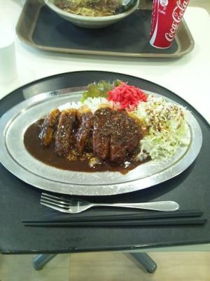 越後くらげ刻印 洋風カツ丼@新潟県長岡市 デミグラスソースで