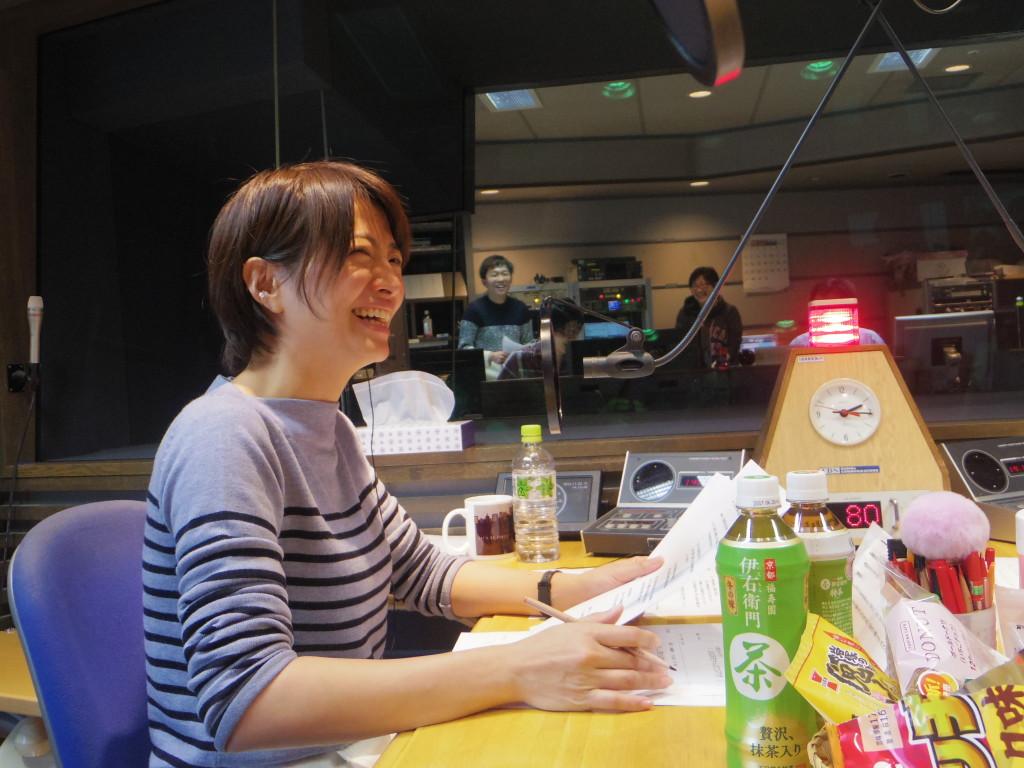 たまむすび20161122(赤江&ウカツ)