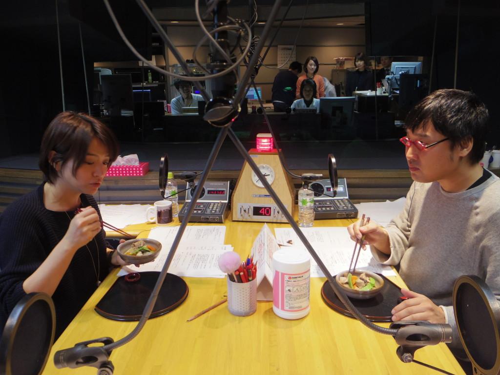 たまむすび20161129(赤江&竹山&料理)