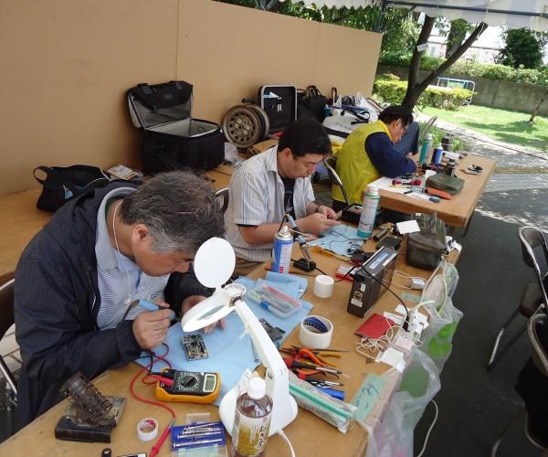 ~ラジオの無料修理と電池の交換~ TBSラジオ・リフレッシュキャンペーン開催!