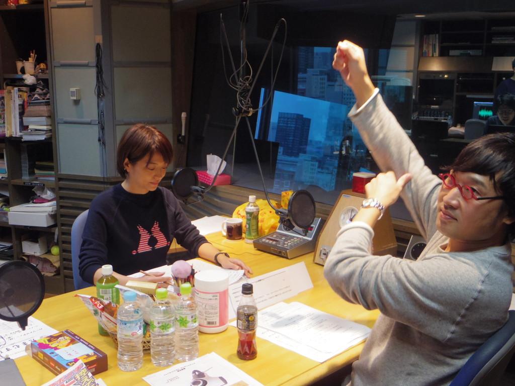 たまむすび20161115(赤江&山里2)