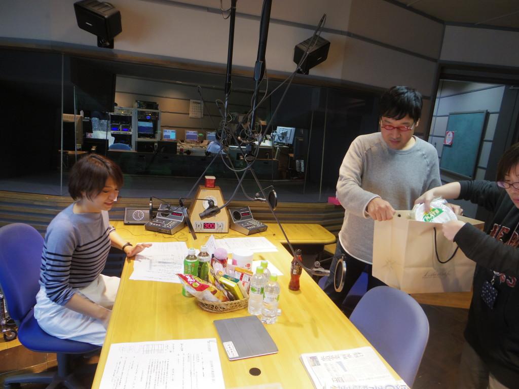 たまむすび20161122(赤江&山里)