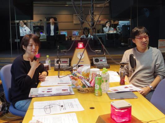 たまむすび20161129(赤江&山里)