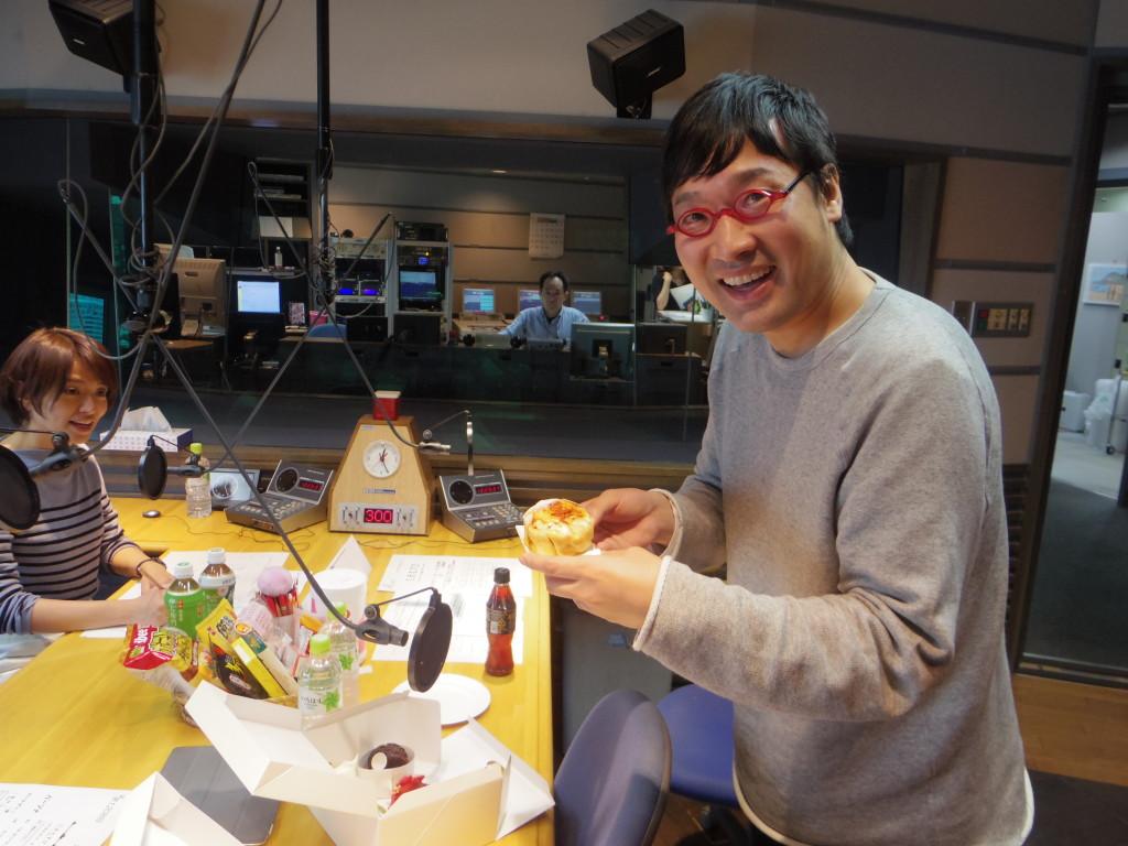 たまむすび20161122(山里&ケーキ2)