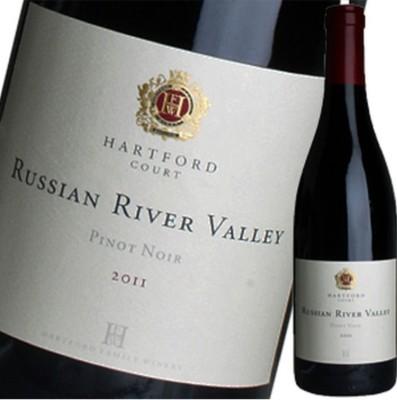 クリントン夫妻が愛飲の赤ワイン。ハートフォード・コート ロシアン・リヴァー ピノ・ノワール
