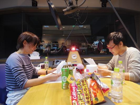 たまむすび20161122(赤江&山里2)