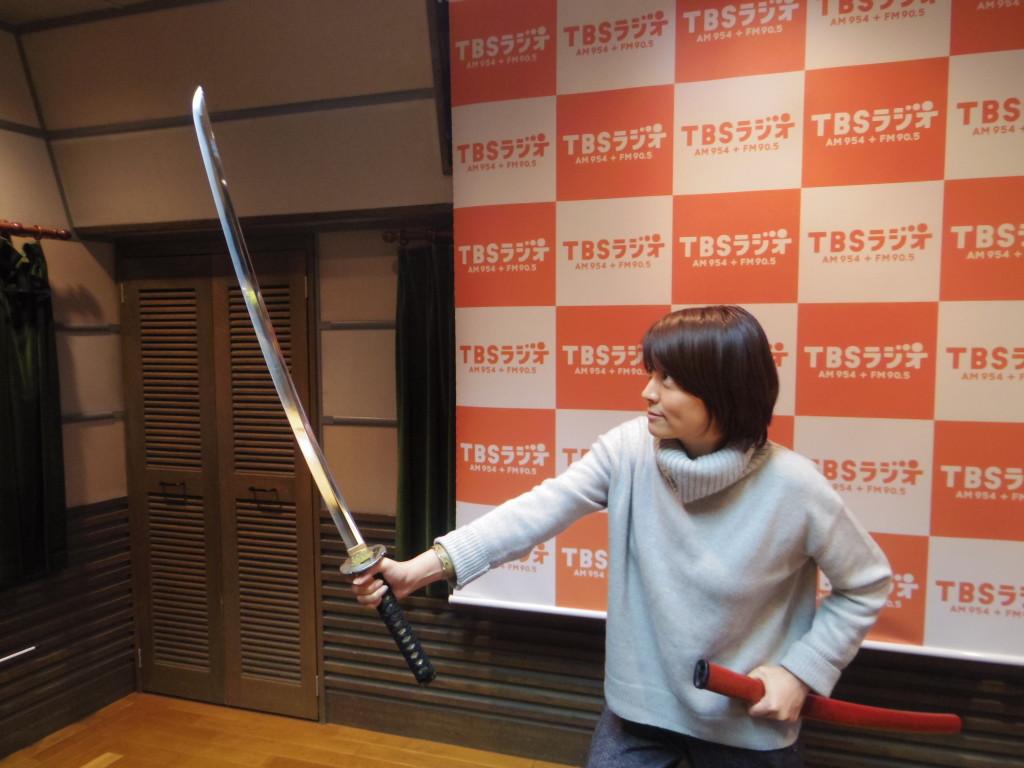 たまむすび20161227(赤江&刀)