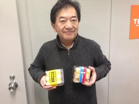 20161217 田中康夫&サンド