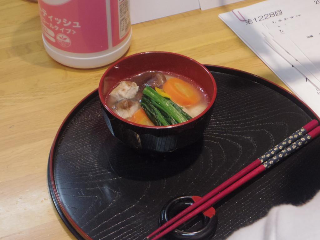 たまむすび20161221(料理)