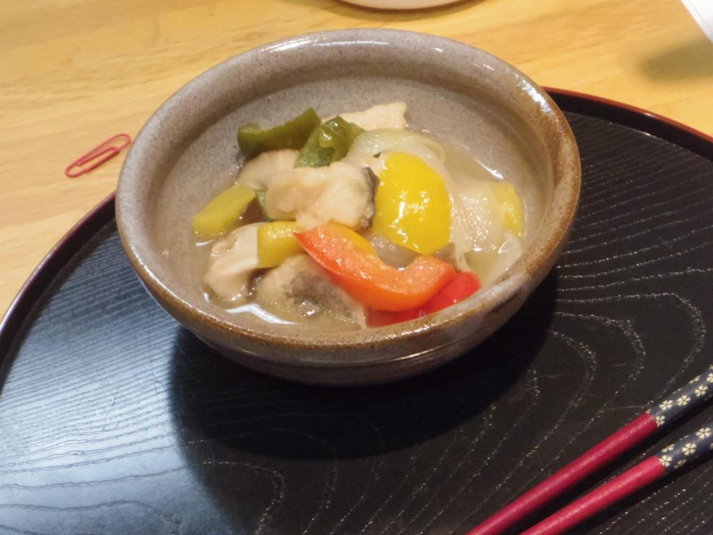 たまむすび20161213(料理)